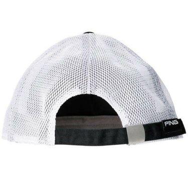 ピン PING メンズ DAMAGE CAP ダメージキャップ HW-U201 35037-01 Black 2020年モデル 商品詳細2