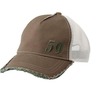 ピン PING メンズ DAMAGE CAP ダメージキャップ HW-U201 35037-03 Brown 2020年モデル