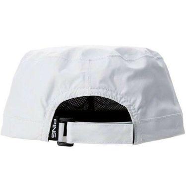 ピン PING メンズ RAIN CAP レインキャップ HW-U203 35039-01 White 2020年モデル 商品詳細2