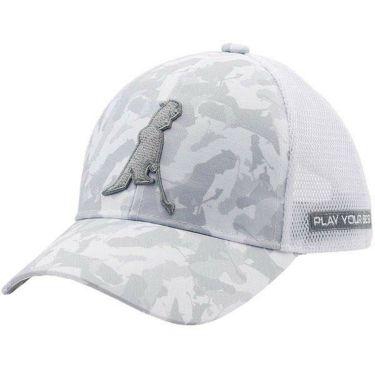 ピン PING メンズ CAMO CAP カモキャップ HW-C202 35041-01 White 2020年モデル