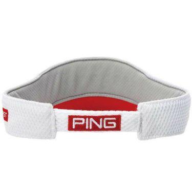 ピン PING メンズ BELLOASIS VISOR ベルオアシスバイザー HW-P202 35032-01 White 2020年モデル 商品詳細2