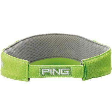 ピン PING メンズ SPLASH MESH VISOR スプラッシュメッシュバイザー HW-P204 35034-01 White/Green 2020年モデル 商品詳細2