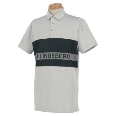 Jリンドバーグ J.LINDEBERG メンズ ラインロゴ 半袖 ポロシャツ 071-22347 2020年モデル 商品詳細2