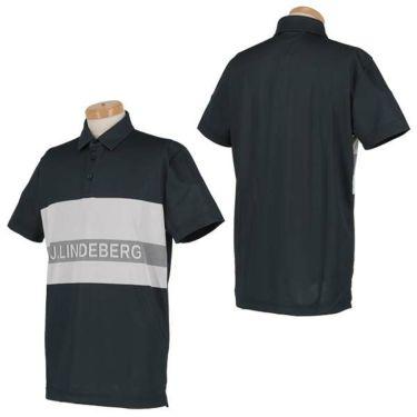 Jリンドバーグ J.LINDEBERG メンズ ラインロゴ 半袖 ポロシャツ 071-22347 2020年モデル 商品詳細5