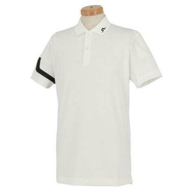 Jリンドバーグ J.LINDEBERG メンズ ロゴ刺繍 ブリッジマークプリント 半袖 ポロシャツ 071-22354 2020年モデル 商品詳細2
