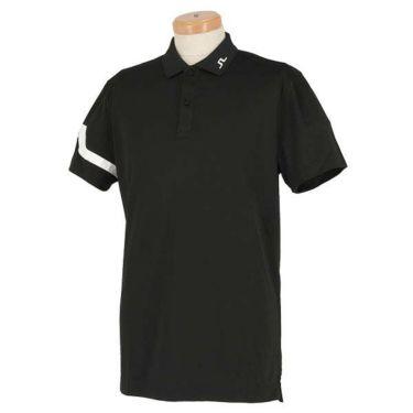 Jリンドバーグ J.LINDEBERG メンズ ロゴ刺繍 ブリッジマークプリント 半袖 ポロシャツ 071-22354 2020年モデル 商品詳細3