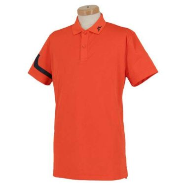 Jリンドバーグ J.LINDEBERG メンズ ロゴ刺繍 ブリッジマークプリント 半袖 ポロシャツ 071-22354 2020年モデル 商品詳細4