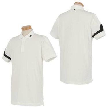 Jリンドバーグ J.LINDEBERG メンズ ロゴ刺繍 ブリッジマークプリント 半袖 ポロシャツ 071-22354 2020年モデル 商品詳細6
