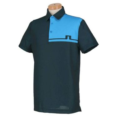 Jリンドバーグ J.LINDEBERG メンズ カラーブロック 半袖 ポロシャツ 071-22356 2020年モデル 商品詳細3