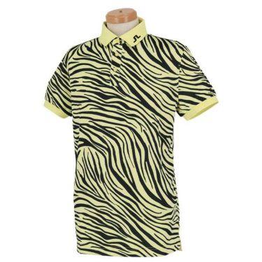 Jリンドバーグ J.LINDEBERG メンズ ゼブラ柄 半袖 ポロシャツ 071-22442 2020年モデル 商品詳細2