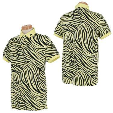Jリンドバーグ J.LINDEBERG メンズ ゼブラ柄 半袖 ポロシャツ 071-22442 2020年モデル 商品詳細5