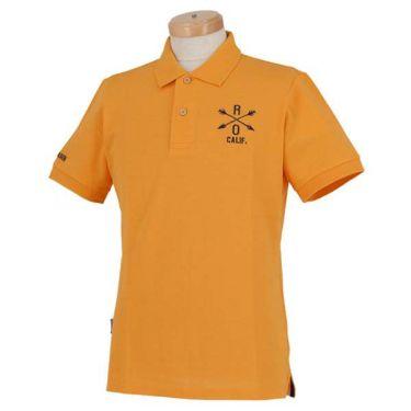 ロサーセン Rosasen メンズ ベアカノコ ロゴ刺繍 半袖 ポロシャツ 044-22241 2020年モデル 商品詳細3