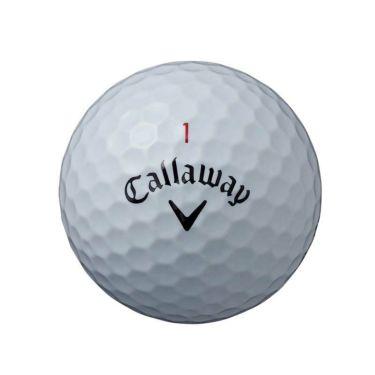 キャロウェイ クロム ソフト ゴルフボール 2020年モデル 1ダース(12球入り) ホワイト 商品詳細2