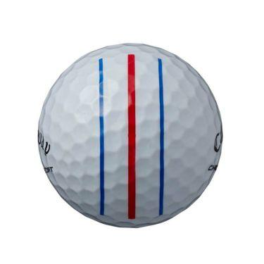 キャロウェイ クロム ソフト トリプルトラック ゴルフボール 2020年モデル 1ダース(12球入り) ホワイト 商品詳細4