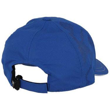 フィラ FILA メンズ ロゴ刺繍 メッシュ切替 キャップ 740-904 BL ブルー 2020年モデル 商品詳細2