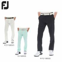 フットジョイ FootJoy メンズ ストレッチ シアサッカー生地 ロングパンツ FJ-S20-P07 2020年モデル [裾上げ対応3]