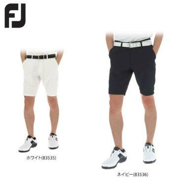 フットジョイ FootJoy メンズ ストレッチ シアサッカー生地 ショートパンツ FJ-S20-P11 2020年モデル