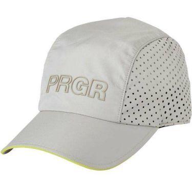 PRGR プロギア メンズ クーリングキャップ PCAP-203 LG ライトグレイ 2020年モデル