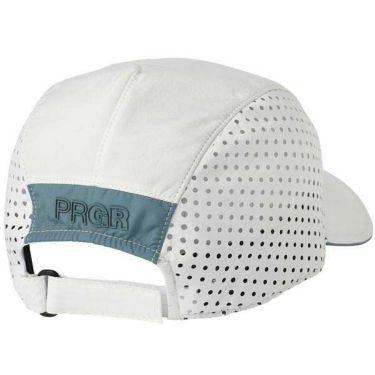 PRGR プロギア メンズ クーリングキャップ PCAP-203 W ホワイト 2020年モデル 商品詳細2