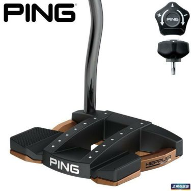 ピン PING HEPPLER ヘプラー TOMCAT14 パター 長さ調整機能付きモデル 2020年モデル