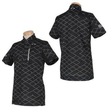 オークリー OAKLEY メンズ SKULL 総柄プリント グリッドパターン 半袖 ポロシャツ FOA400796 2020年モデル 商品詳細7