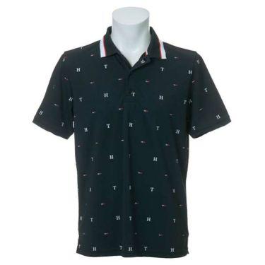 トミー ヒルフィガー ゴルフ メンズ 飛び柄プリント 半袖 ポロシャツ THMA022 2020年モデル 商品詳細3