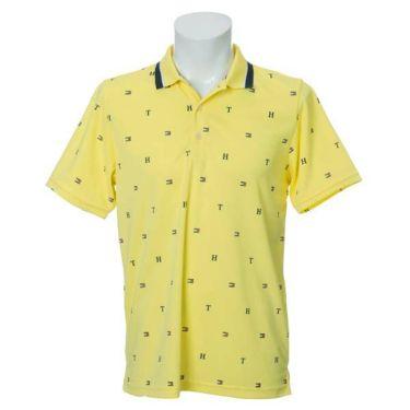 トミー ヒルフィガー ゴルフ メンズ 飛び柄プリント 半袖 ポロシャツ THMA022 2020年モデル 商品詳細5