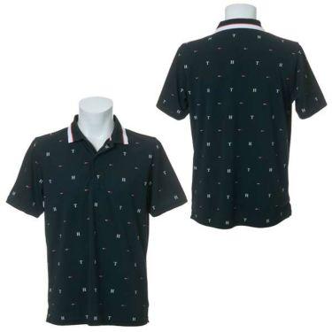 トミー ヒルフィガー ゴルフ メンズ 飛び柄プリント 半袖 ポロシャツ THMA022 2020年モデル 商品詳細7