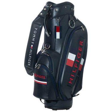 トミー ヒルフィガー ゴルフ フラッグ ユニセックス キャディバッグ THMG0SC6 30 ネイビー 2020年モデル