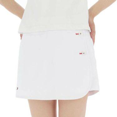 トミー ヒルフィガー ゴルフ レディース 撥水 ラップキュロットスカート THLA019 2020年モデル 商品詳細2