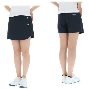 トミー ヒルフィガー ゴルフ レディース 撥水 ラップキュロットスカート THLA019 2020年モデル 商品詳細7