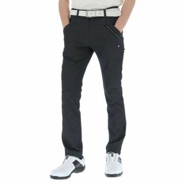 ルコック Le coq sportif メンズ ストレッチ テーパード ロングパンツ QGMPJD02 2020年モデル [裾上げ対応1●] チャコールグレー(GY01)