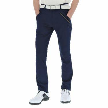 ルコック Le coq sportif メンズ ストレッチ テーパード ロングパンツ QGMPJD02 2020年モデル [裾上げ対応1●] ネイビー(NV00)