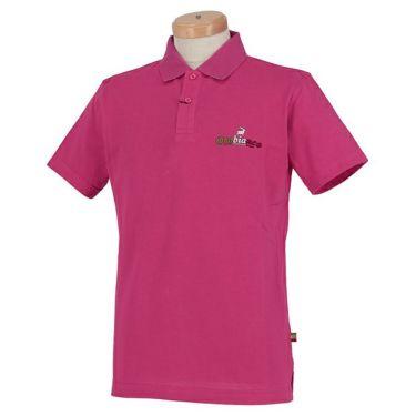オロビアンコ Orobianco メンズ ロゴ刺繍 半袖 ポロシャツ 43575-163 2020年モデル ピンク(70)