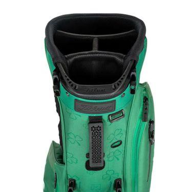タイトリスト Titleist メンズ セントパトリックス スタンド キャディバッグ TB20SX1SPD GN グリーン 2020年モデル 商品詳細4
