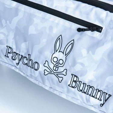 サイコバニー PsychoBunny 軽量 スポーツ CAMO TWILL スタンド キャディバッグ PBMG0SC6 00 ホワイト 2020年モデル 商品詳細9