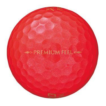 ダンロップ XXIO PREMIUM ゼクシオ プレミアム 2020年モデル ゴルフボール ロイヤルレッド 1ダース(12球入り) 商品詳細3