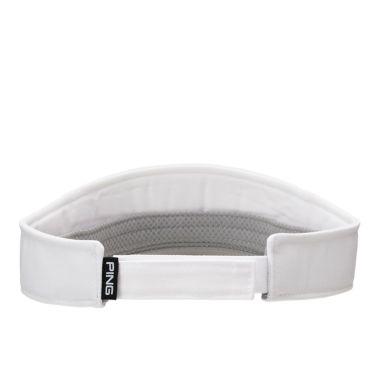 ピン PING メンズ CANDY BAR VISOR キャンディバーバイザー HW-U205 35342-01 White 2020年モデル 商品詳細2