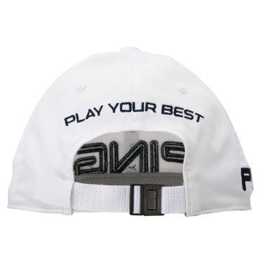 ピン PING メンズ TOUR CAP ツアー キャップ HW-U207 35344-01 White 2020年モデル 商品詳細2