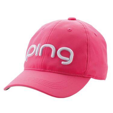 ピン PING レディース LADIES TOUR CAP ツアー キャップ HW-L201 35346-03 Pink 2020年モデル