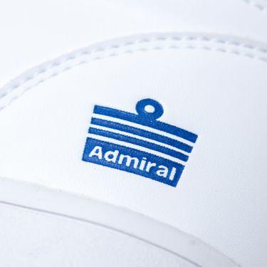 アドミラル Admiral MARHAM-MID ユニセックス スパイクレス ゴルフシューズ ADMS9F 00 ホワイト 商品詳細6