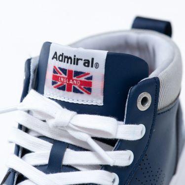 アドミラル Admiral MARHAM-MID ユニセックス スパイクレス ゴルフシューズ ADMS9F 30 ネイビー 商品詳細5