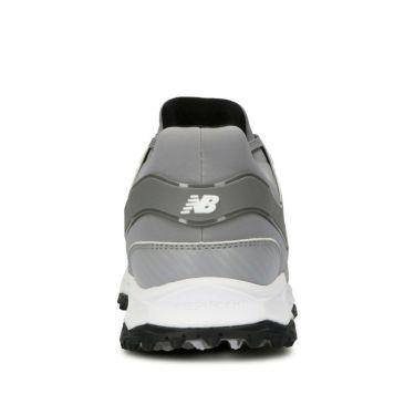 ニューバランスゴルフ メンズ スパイクレス ゴルフシューズ MG4100 GR GRAY 2020年モデル 詳細2