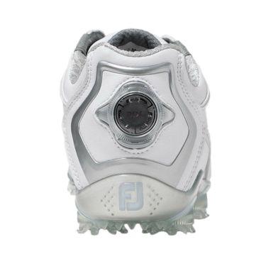 フットジョイ FootJoy ドライジョイズ ボア レディース ソフトスパイク ゴルフシューズ 99073 ホワイト 2020年モデル 詳細2