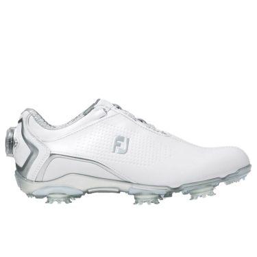 フットジョイ FootJoy ドライジョイズ ボア レディース ソフトスパイク ゴルフシューズ 99073 ホワイト 2020年モデル 詳細6