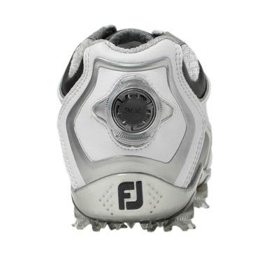 フットジョイ FootJoy ドライジョイズ ボア レディース ソフトスパイク ゴルフシューズ 99075 ホワイト+ブラック 2020年モデル 詳細2