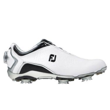 フットジョイ FootJoy ドライジョイズ ボア レディース ソフトスパイク ゴルフシューズ 99075 ホワイト+ブラック 2020年モデル 詳細6