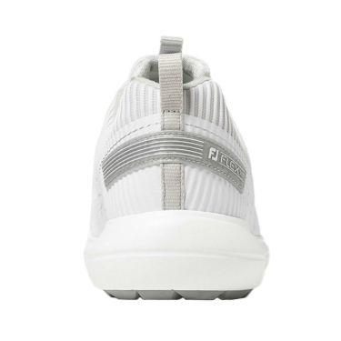 フットジョイ FootJoy フレックスXP レディース スパイクレス ゴルフシューズ 95307 ホワイト 2020年モデル 詳細2