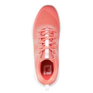フットジョイ FootJoy フレックスXP レディース スパイクレス ゴルフシューズ 95314 ピーチ 2020年モデル 詳細6
