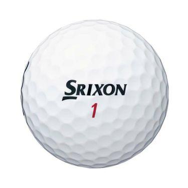 スリクソン SRIXON X2 エックスツー ゴルフボール 1ダース(12球入り) ホワイト 2020年モデル 詳細1